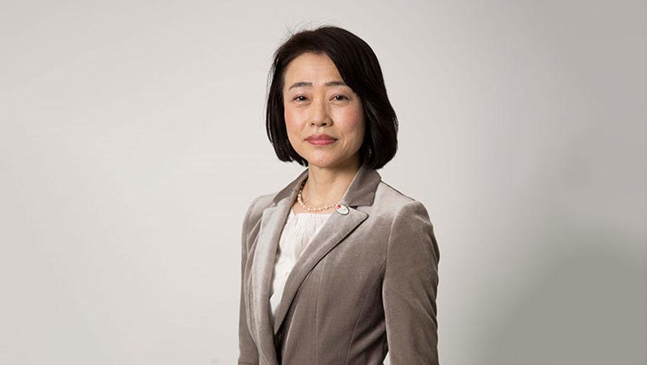 Japan Convention Bureau's Etsuko Kawasaki