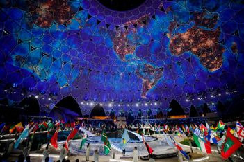 Six months of Expo 2020 Dubai officially begins
