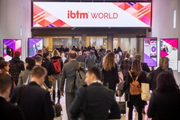 IBTM World clocks strong sales ahead of in-person return