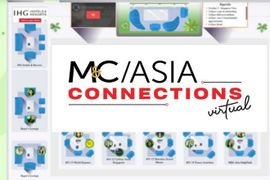 M&C Asia's signature event strengthens global connections for a second year