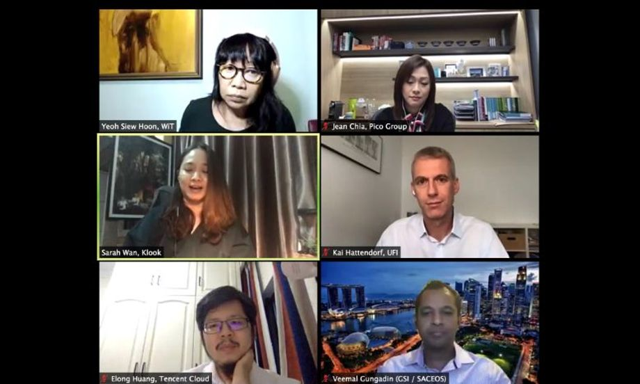 WiT Virtual event gathered industry leaders from Asia and beyond to rethink trade exhibitions.