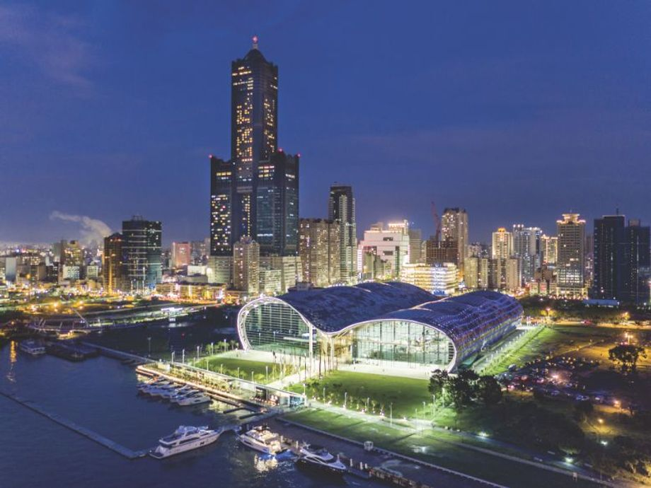 Kaohsiung Exhibition Center has achieved the ISO 20121 standard — meaning that a robust sustainable management framework is in place to control each event's social, economic and environmental impact.