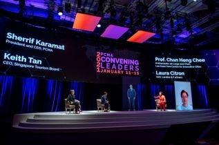 Singapore's MICE recovery: PCMA Convening Leaders forges ahead