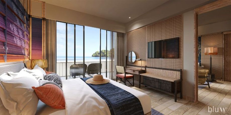 The Club Med Borneo Kata Kinabalu resort is set to open in 2023.