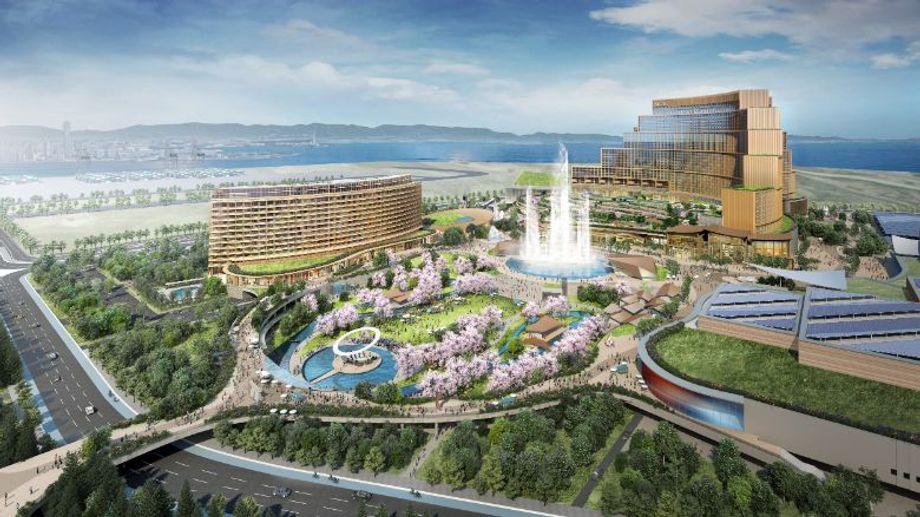 The IR will be located at Yumeshima island alongside Osaka Port. Kansai, Osaka is also the site of the 2025 World Expo.