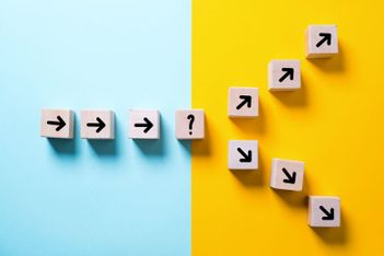 How to navigate an uncertain present and build a better future