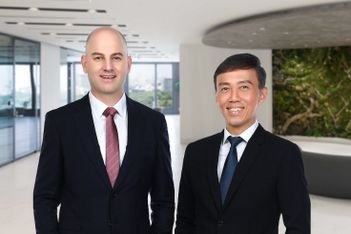 Leadership duo joins CBRE Hotels Asia Pacific