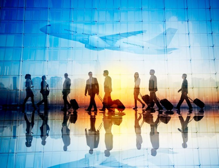 A cautious approach to corporate group travel.