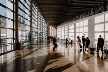 With borders reopening, is business travel finally on the rebound?
