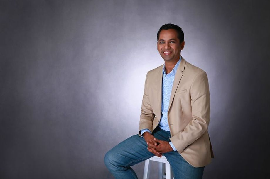 """Veemal Gungadin, CEO of GlobalSignin: """"Planners will increasingly go for a hybrid approach that combines the strengths of physical and digital conferences."""""""