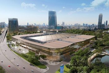 New Queen Sirikit National Convention Center set to open