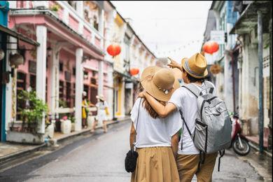 Old Phuket Town. (kitzcorner/GettyImages)