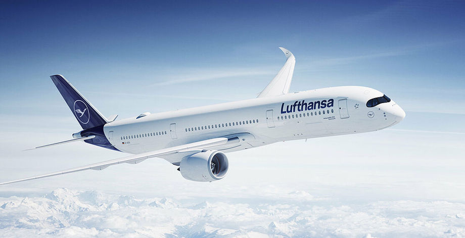 Lufthansa will be the plant's first customer.