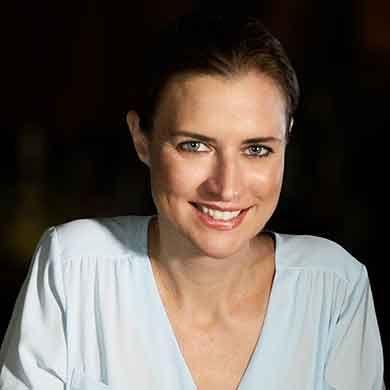 Jennifer Kingen Kush, founder of digital-event strategy firm Kingen Kush Solutions
