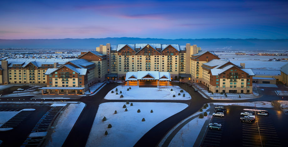 Gaylord Rockies Resort Convention Center