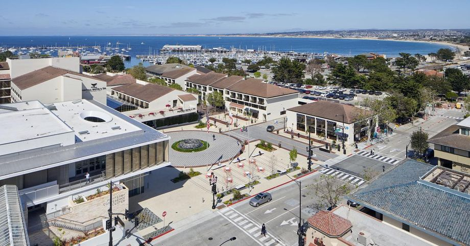 Monterey Conference Center Bay Hybrid