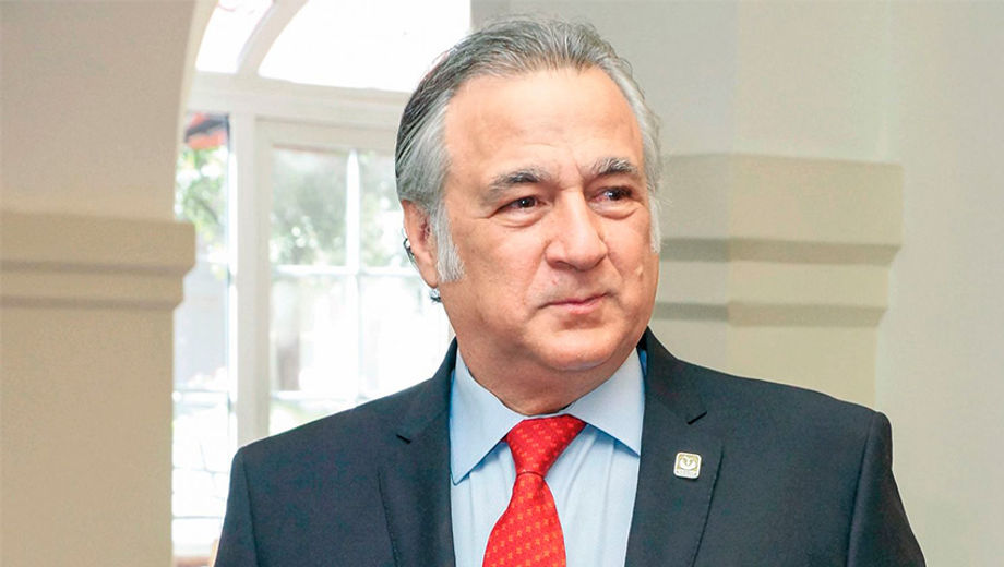 Miguel Torruco, Mexico's incoming secretary of tourism