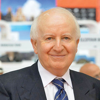 Ray Bloom, chairman of the IMEX Group