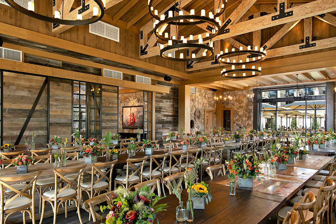 Meet in the  Vineyards for Your Next Meeting
