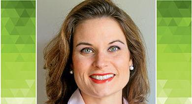 IRF President Melissa Van Dyke