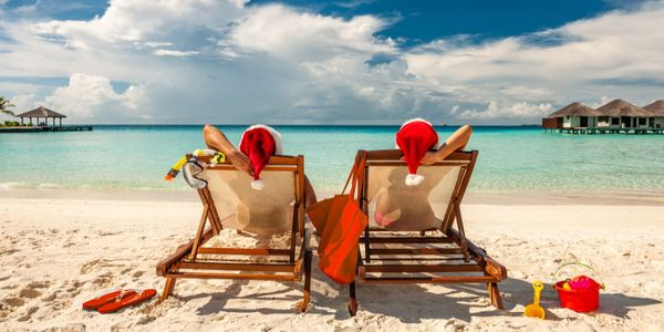 Projecting travel trends for a COVID-19 Christmas
