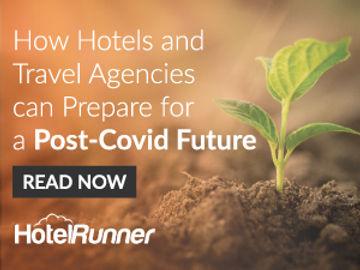 Hotel runner square post covid