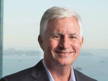 CEO interview Amex GBT Doug Anderson