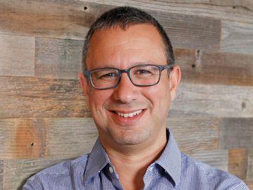CEO interview TripActions Ariel Cohen headshot