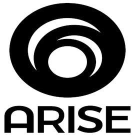 arise logo startup stage
