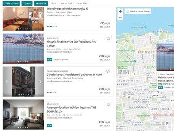 Airbnb-HotelTonight - a deal at the right time for both
