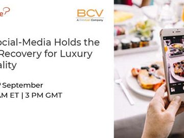 WEBINAR REPLAY! Why social media holds the key to recovery for luxury hospitality