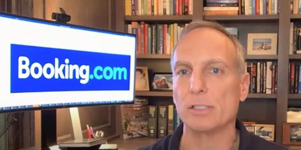 VIDEO: Booking Holdings' Glenn Fogel on getting it right for a post-pandemic future