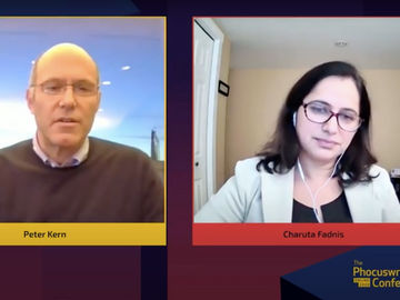 """VIDEO: Peter Kern on how COVID gave Expedia Group """"courage"""""""