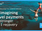 WEBINAR REPLAY! Reimagining travel payments for stronger 2021 recovery