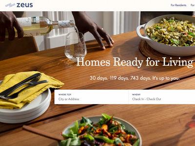 Zeus Living raises $55M for flexible accommodations model