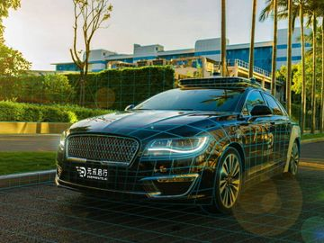 DeepRoute gets $300M investment to expand robotaxi strategy