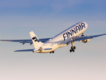 Finnair to go all-NDC by 2025