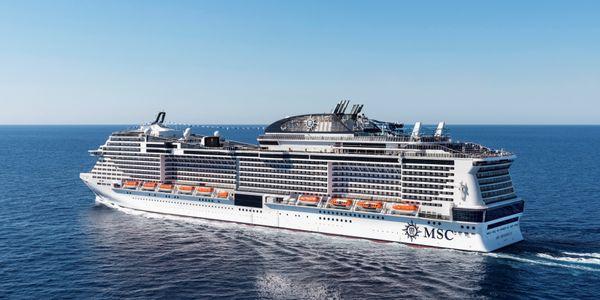 MSC Cruises voice assistants