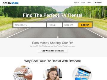 RVshare $50M funding