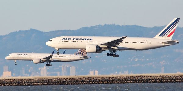 Air-France-KLM-aircraft