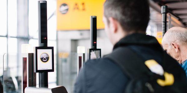 Amadeus Lufthansa biometric boarding