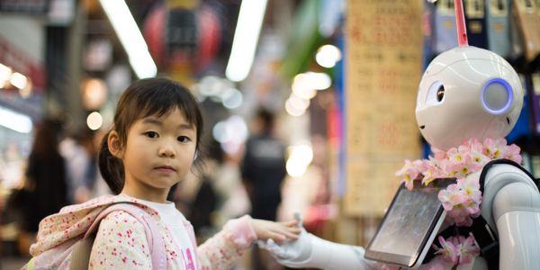 QOTW: Something about human-like robots