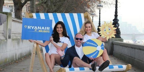 "Ryanair closes key part of ""Amazon Of Travel"" strategy: Ryanair Holidays"