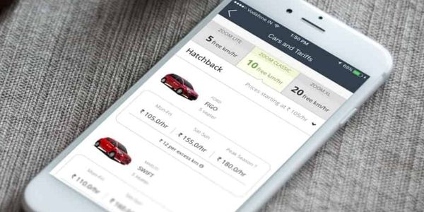 Zoomcar steers to electric rental future with $40 million round
