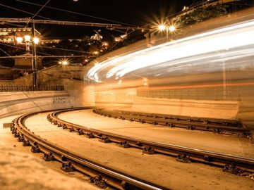 Connectivity and control will give rail the green signal in the future