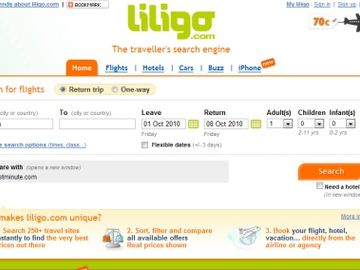 SNCF sees bright future in metasearch with Liligo acquisition