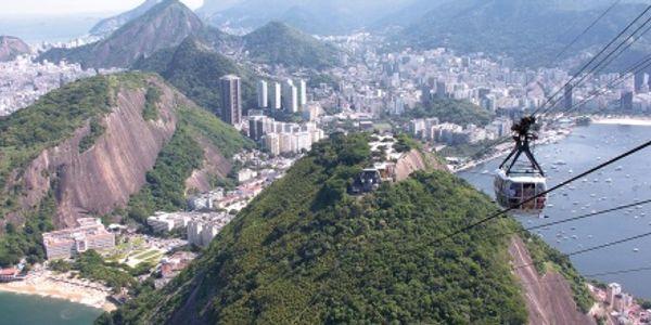 Top travel websites in Brazil - April 16 2011