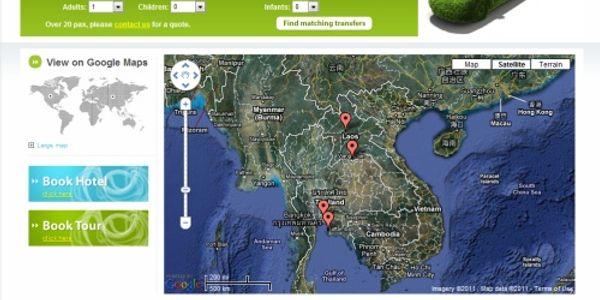 TLabs Showcase - Green Path Transfers