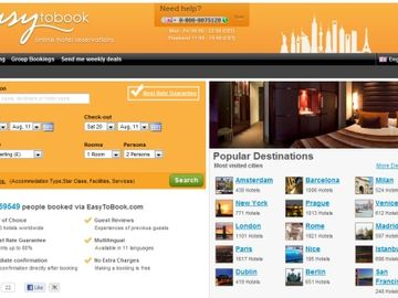 EasyToBook sold to BCD Holdings leisure mega-group Travix