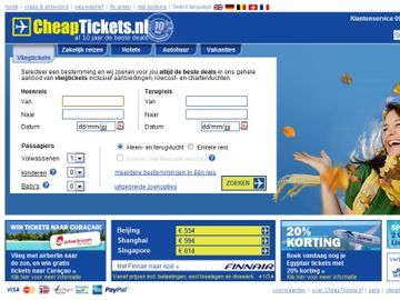 Cheaptickets admits system hacked, 715,000 records from 2008 and 2009 stolen